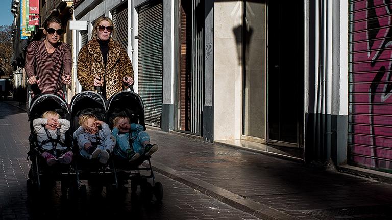 双子の場合におすすめな二人乗りベビーカー
